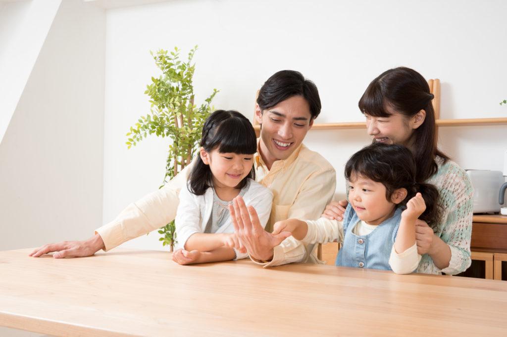 耐震構造の強い家で家族を守る