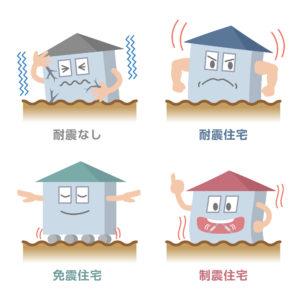 耐震構造 免震構造 制震構造
