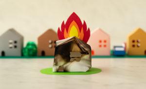 地震にともなう火災